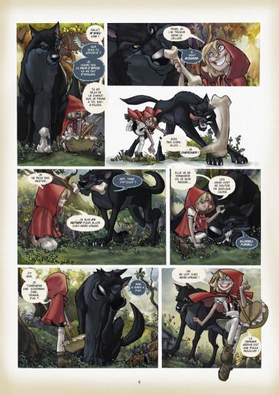 Page 3 fairy quest tome 1 - les hors-la-loi