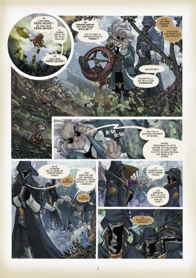 Page 4 fairy quest tome 1 - les hors-la-loi