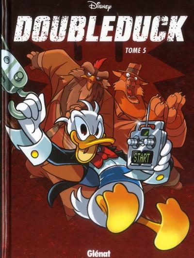image de Donald - doubleduck tome 5