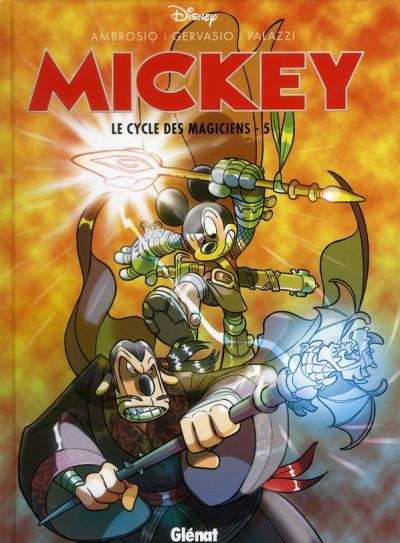 image de Mickey - le cycle des magiciens tome 5