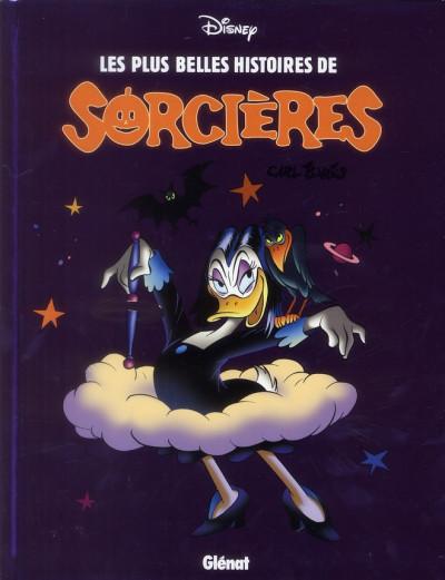 image de les plus belles histoires de sorcières tome 1