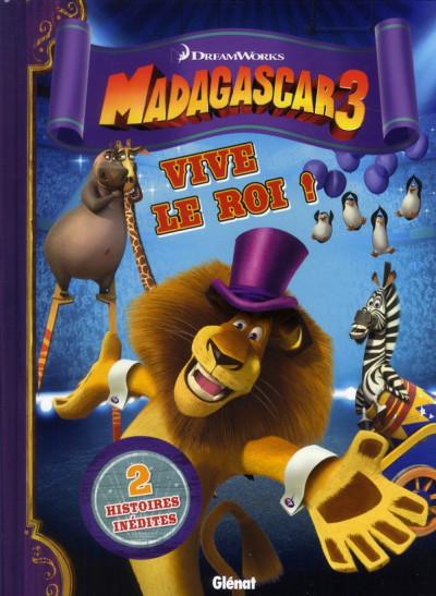 Couverture Madagascar 3