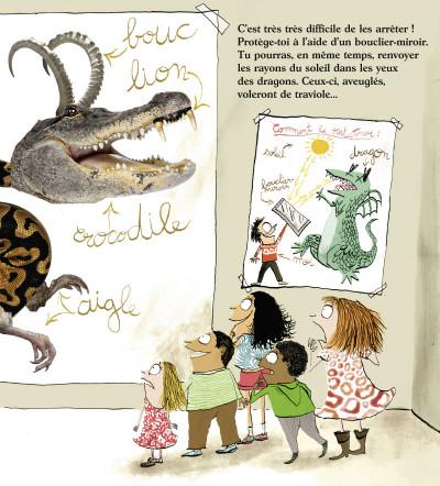 Page 4 comment ratatiner les dragons