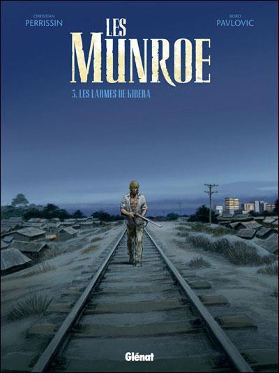 image de les Munroe - pack promo tome 1 et 3