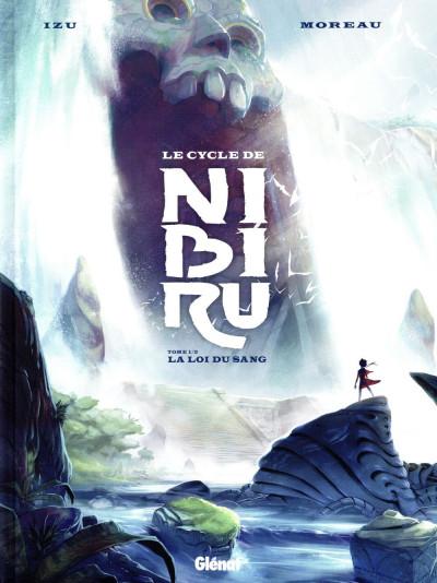 Couverture Le cycle de Nibiru tome 1 - La Loi du sang