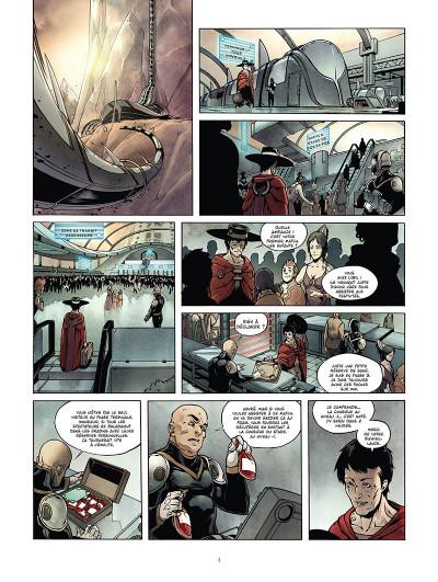 Page 2 Le cycle de Nibiru tome 1 - La Loi du sang