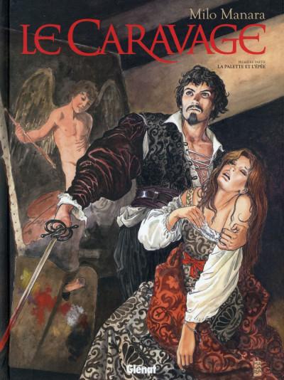 image de Le caravage tome 1 - La palette et l'épée