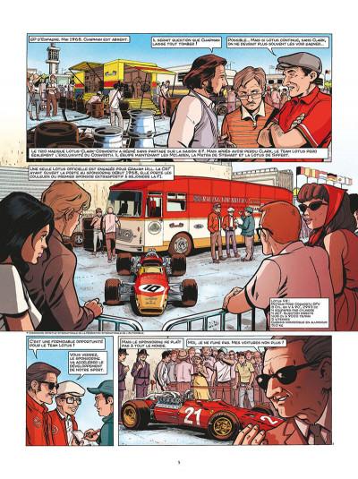Page 8 chapman tome 2 - les années sang et or