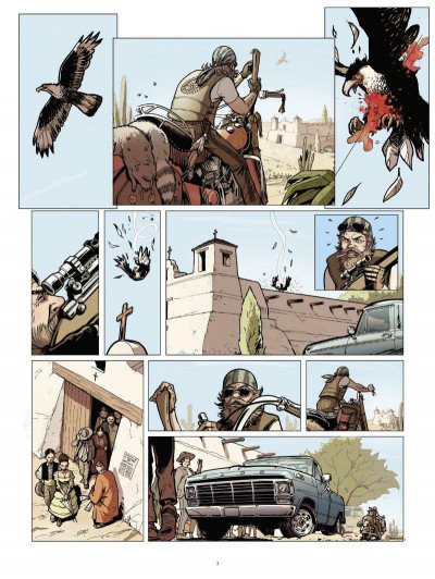 Page 1 Harry Octane tome 2