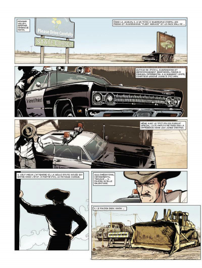 Page 3 Harry Octane tome 2