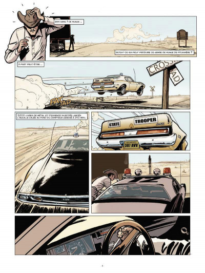 Page 4 Harry Octane tome 2