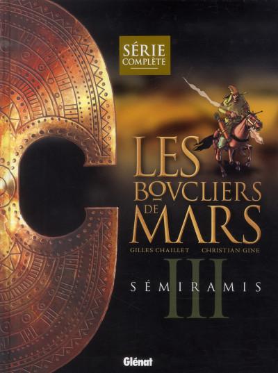 image de Les boucliers de Mars tome 3 - semiramis