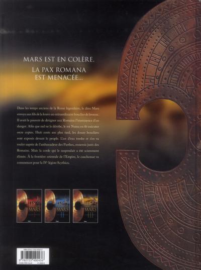 Dos Les boucliers de Mars tome 3