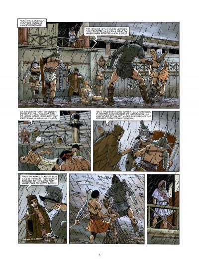 Page 1 Les boucliers de Mars tome 3
