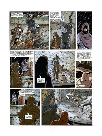 Page 2 Les boucliers de Mars tome 3