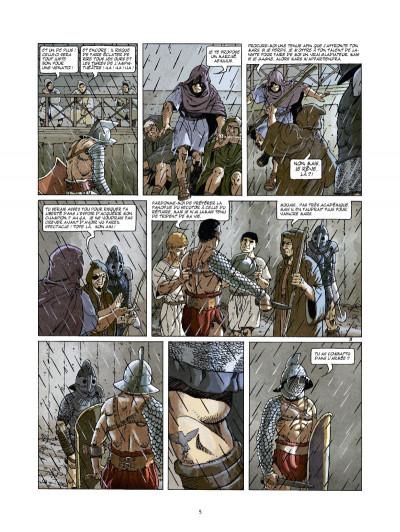 Page 3 Les boucliers de Mars tome 3