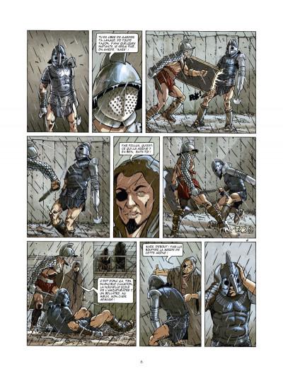 Page 4 Les boucliers de Mars tome 3
