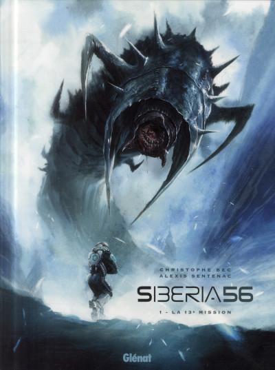 Couverture Siberia 56 tome 1