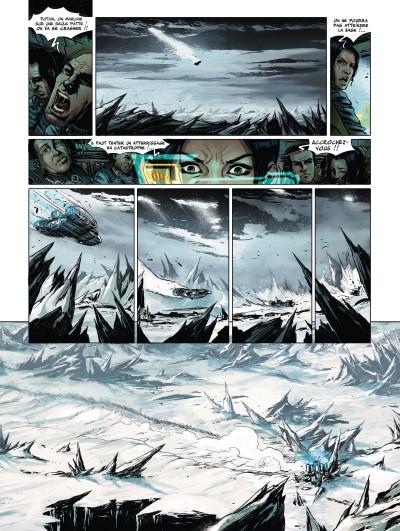 Page 4 Siberia 56 tome 1