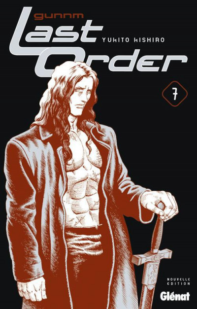 Couverture Gunnm last order tome 7