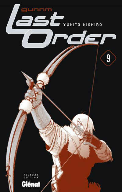 Couverture Gunnm last order tome 9