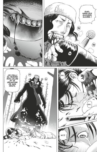 Page 8 Gunnm last order tome 9