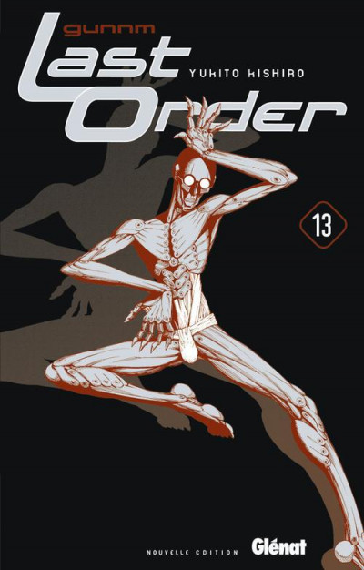 Couverture Gunnm last order tome 13