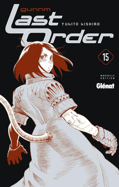 Couverture Gunnm last order tome 15