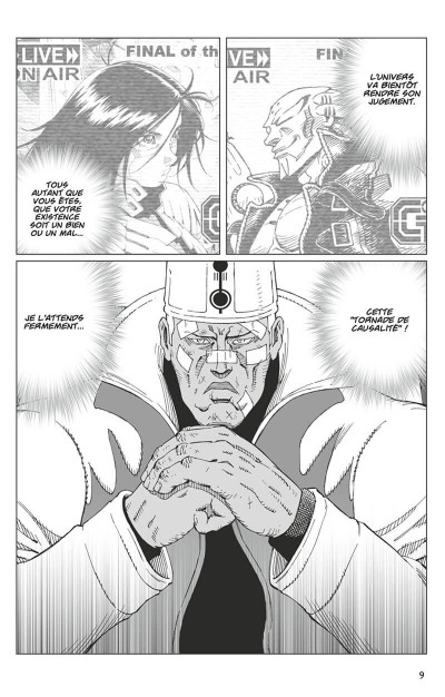 Page 0 Gunnm last order tome 15
