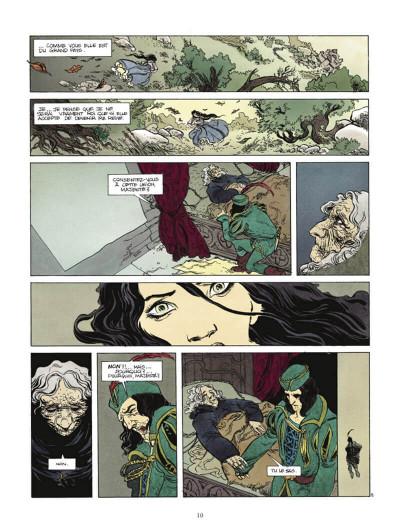 Page 0 balade au bout du monde - intégrale tome 4
