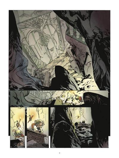 Page 3 balade au bout du monde - intégrale tome 4