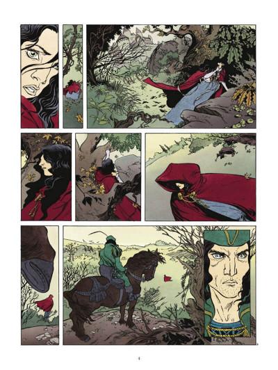 Page 4 balade au bout du monde - intégrale tome 4