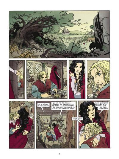 Page 5 balade au bout du monde - intégrale tome 4
