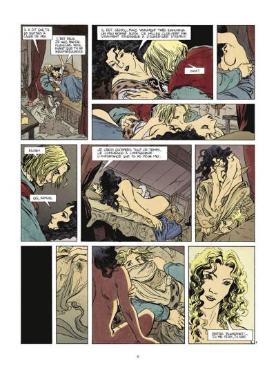 Page 6 balade au bout du monde - intégrale tome 4
