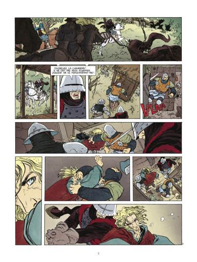 Page 7 balade au bout du monde - intégrale tome 4