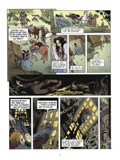 Page 8 balade au bout du monde - intégrale tome 4