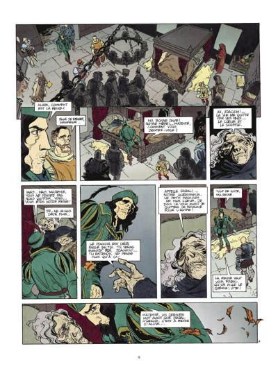 Page 9 balade au bout du monde - intégrale tome 4