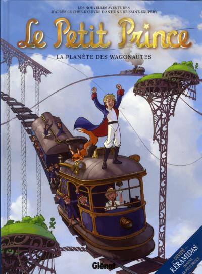 image de le petit prince tome 10 - la planète des wagonautes