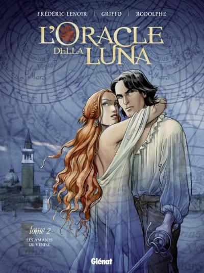image de l'oracle della luna tome 2 - les amants de Venise