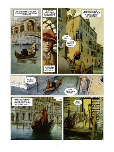 Page 3 L'oracle della Luna tome 2