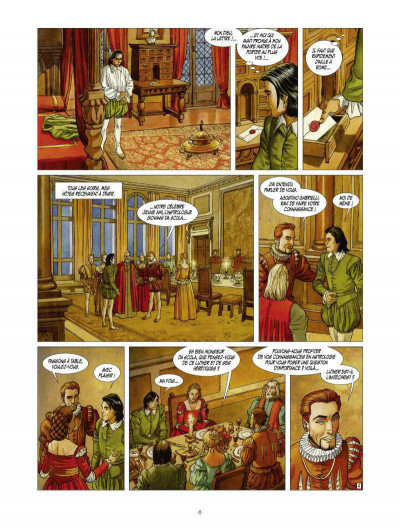 Page 4 L'oracle della Luna tome 2