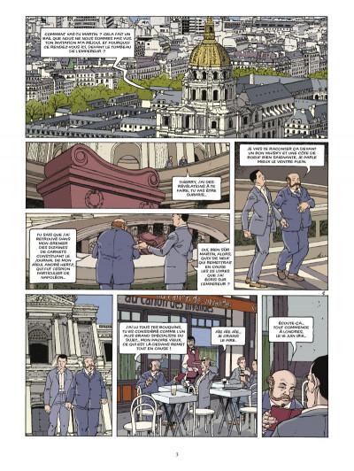Page 1 Le triangle secret - Hertz tome 4