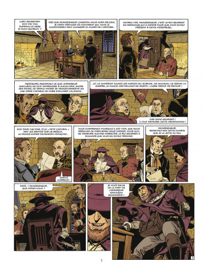 Page 3 Le triangle secret - Hertz tome 4