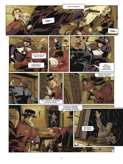 Page 4 Le triangle secret - Hertz tome 4