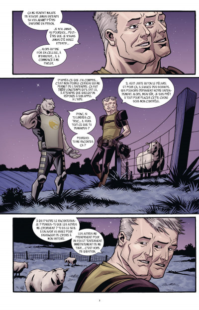 Page 1 wolf-man tome 4