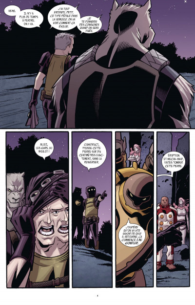 Page 2 wolf-man tome 4