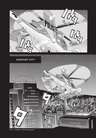 Page 6 ghost in the shell - stand alone complex tome 1