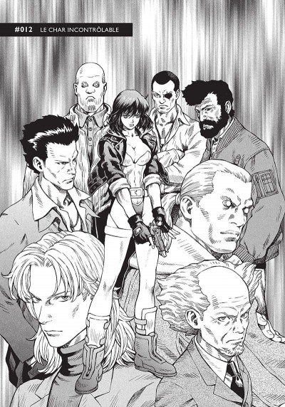 Page 6 ghost in the shell - stand alone complex tome 2