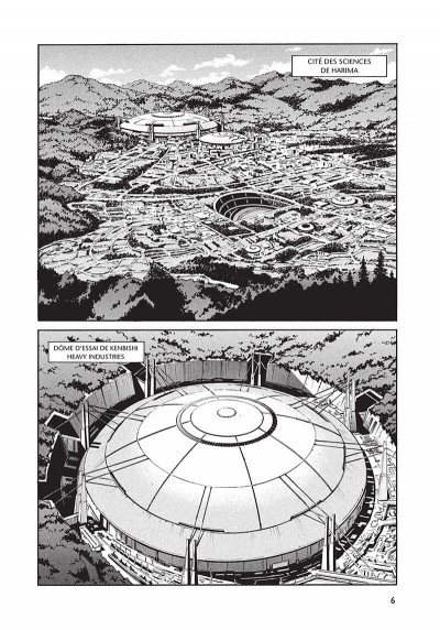 Page 7 ghost in the shell - stand alone complex tome 2