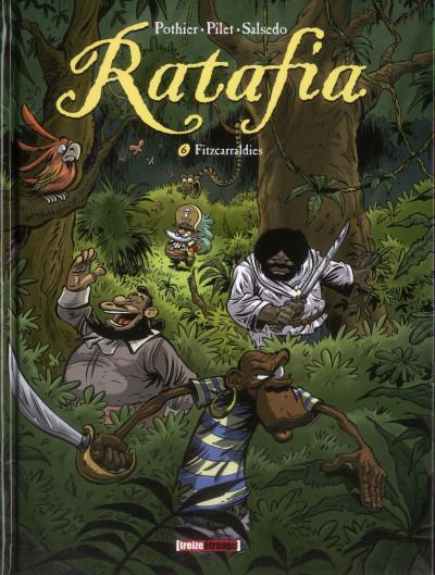 image de Ratafia tome 6 - Fitzcarraldies